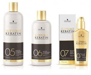 Producten - Keratin