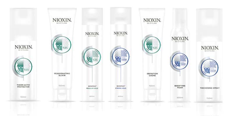 nioxin styling